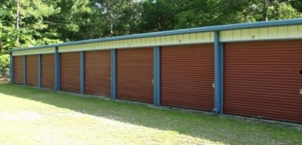 a picture of the storage units